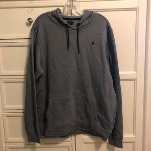 HURLEY mens grey sweatshirt